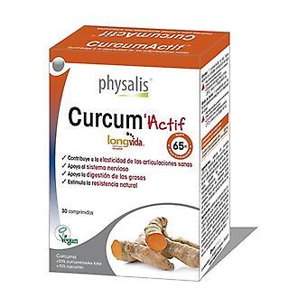 Curcum Actif 30 tabletten