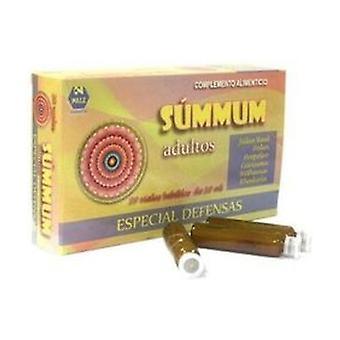 Summum Adults 20 vials