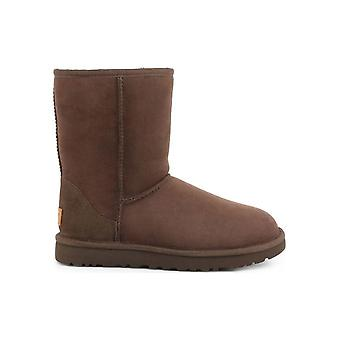 UGG - Shoes - Ankle boots - CLASSIC_SHORT_II_1016223_CHOCOLATE - Ladies - saddlebrown - EU 36
