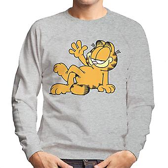 Garfield Lazy Wave mannen ' s Sweatshirt