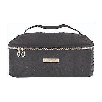 Mor Madrid Train Case Cosmetic Bag