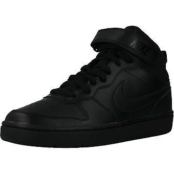 Nike Shoes Court Borough Mid 2 (gs) Colore 001