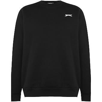 Slazenger SL Fleece Crew Sweater Mens