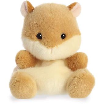 Aurora Palm Pals Happy Hamster 12.5cm