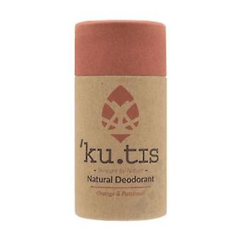 Orange and Patchouli deodorant 55 g
