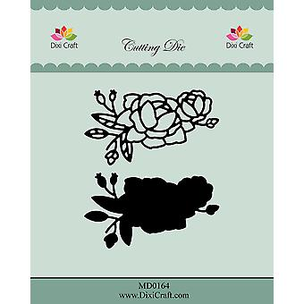Dixi Craft Roses with Outline 3 Dies