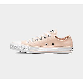Converse Ctas Ox 564343C Washed Coral Womens Shoes Boots