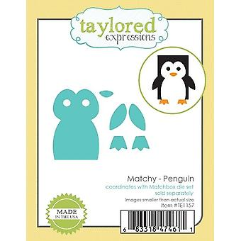 Taylored Expressions Matchy - Penguin