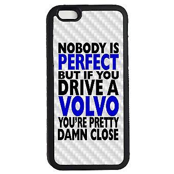 Iphone 6 & 6s Schale mit Nobody ist perfekt Volvo Design