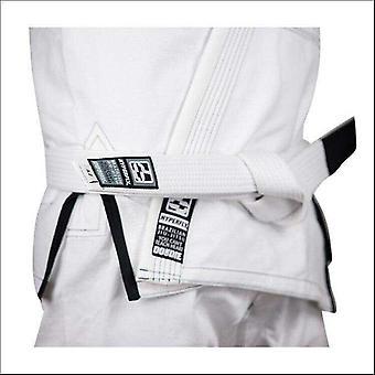 Hyperfly basic bjj gi belt white