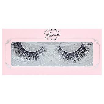 Lash XO Premium False Eyelashes - Baking - Natural yet Elongated Lashes
