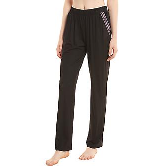 Rösch be happy! 1202131-10995 Women's Black Pyjama Pant