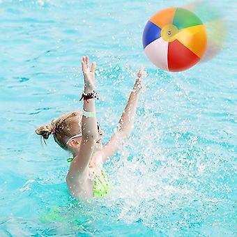 Palline da spiaggia gonfiabili colorate