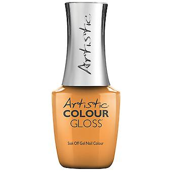 Artistic Colour Gloss Cool As It Gets 2020 Summer Gel Polish Collection - Sunshine Tan Line (2700266) 15ml