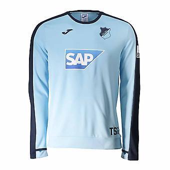 2020-2021 Hoffenheim Sweatshirt (Celeste)