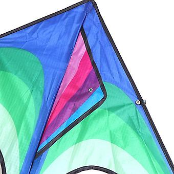 Large Delta Kite And Adults Single Line Easy To Fly Kite Handle Include
