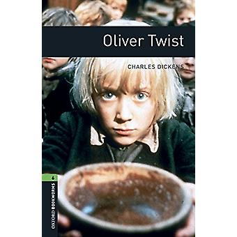 Oxford Bookworms Library Level 6 Oliver Twist audio pack by Dickens & Charles