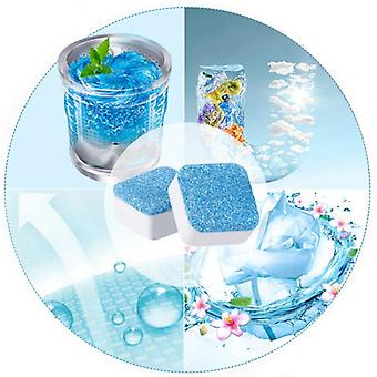Washing Machine Cleanert Ablet - Detergent Effervescent Balls & Discs For Laundry