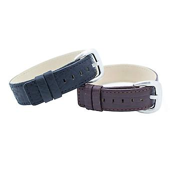 Executive Replacement Strap (Colour: Brown, Size: Mens (190-230mm))