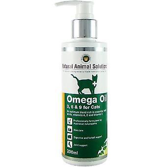 Omega 3,6 & 9 200 ml Katze