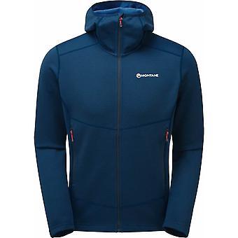 Montane mens Isotope fleece hoodie