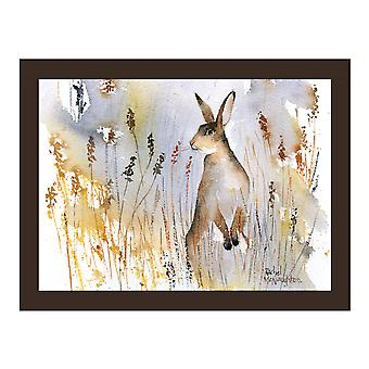 iStyle Hare Faux Leather Lap Tray