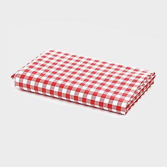 New Hi-Gear Gingham Table Red