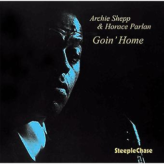 Shepp, Archie / Parlan, Horace - Goin Home [CD] USA import