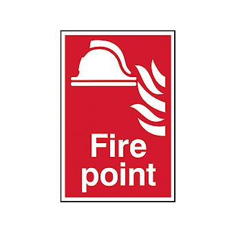 Scan Fire Point - PVC 200 x 300mm SCA1451