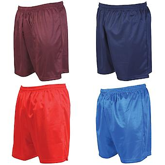 Precision Unisex Adult Micro-Stripe Football Shorts