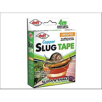 Doff Copper Slug Tape 4m