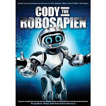 Cody Robosapien [DVD] USA import