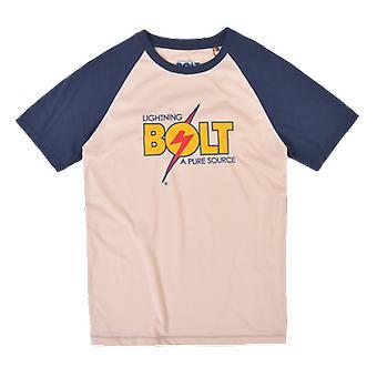 Lightning bolt heyday tee shirt