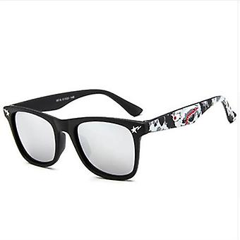 Kids Camouflage Sunglasses, Baby Military Goggles,,, Mirror Coating Eyewear