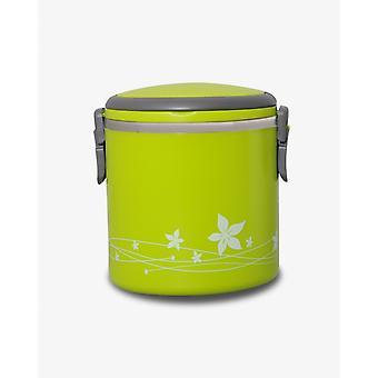 Matbehållare med en extra behållare cap.1,8L