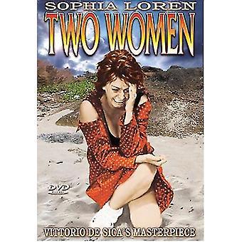 Twee vrouwen [DVD] USA importeren