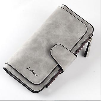 Wallet Women Leather Luxury Card Holder Clutch