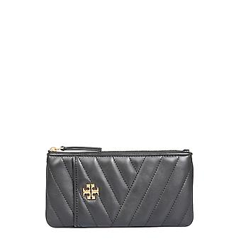 Tory Burch 75602001 Women's Black Leather Cover