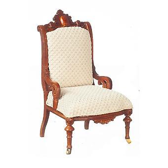 בית בובות אגוזים שיקום ג'נטלמנים כיסא Jbm מיניאטורי סלון רהיטים