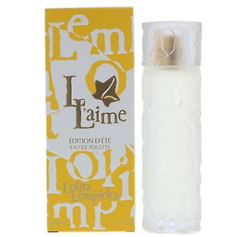 Lolita Lempicka Elle L'aime edition d'Ete Eau de Toillette Spray for Women