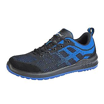 Grafters Mens Knitted Safety Shoes