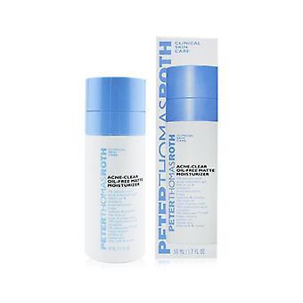Acne-clear Oil-free Matte Moisturizer (exp. Date: 08/2021) - 50ml/1.7oz