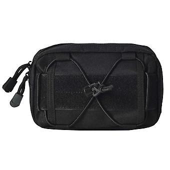 حقيبة الخصر مع جيب التمديد لتخزين الهاتف وغيرها من الملحقات
