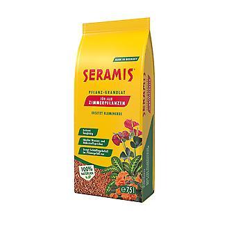 SERAMIS® växtgranulat för krukväxter, 7,5 liter