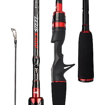 Max Steel Carbon Spinning Casting Fishing Rod