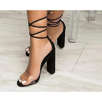 المرأة الصيف T-مرحلة الموضة الرقص عالية كعب Stiletto حزب حفل الزفاف حذاء