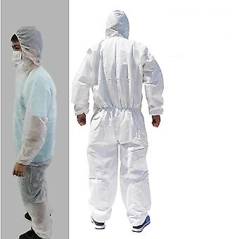 Disposable Bandage Coverall Gown, Isolation Clothes Suit, Nonwoven Protection,