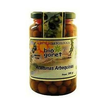 Arbequina Eco Olives 200 g