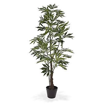 Plante artificielle de cannabis 120 cm