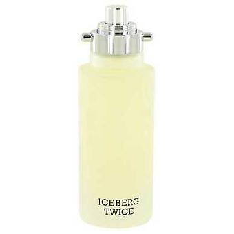 Iceberg Twice By Iceberg Eau De Toilette Spray (tester) 4.2 Oz (men) V728-466850